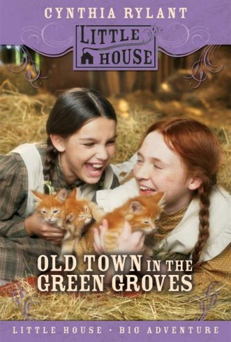 Old Town In The Green Groves (Little House Big Adventure)