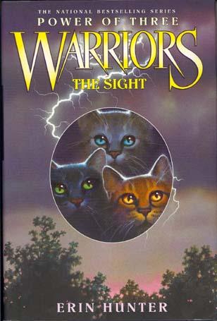 The Sight (Power Of Three Warriors, Bk. 1)