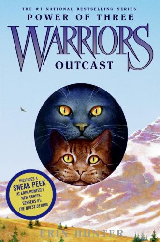 Outcast (Warriors, Power Of Three, Bk. 3)