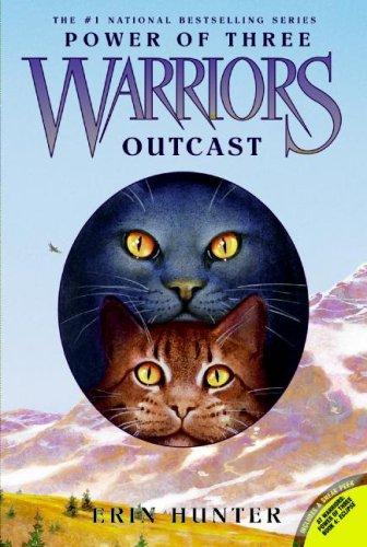 Outcast (Power Of Three, Warriors Bk. 3)