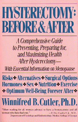 Hysterectomy: Before & After
