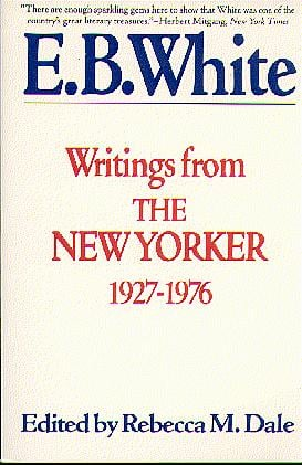 Writings from The New Yorker (1927-1976)