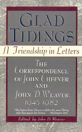 Glad Tidings: A Friendship in Letters