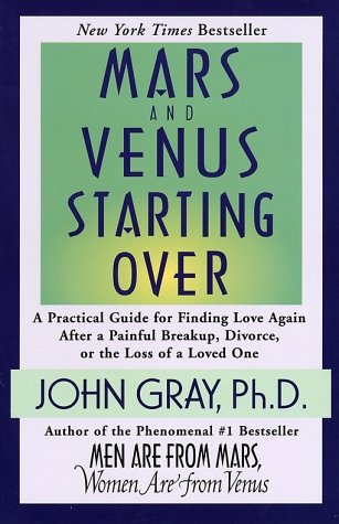 Mars And Venus Starting Over Bookoutlet