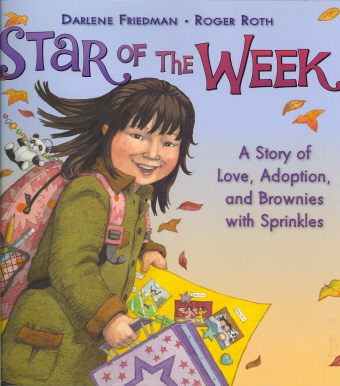 Star of the Week A (Story of Love, Adoption, and Brownies with Sprinkles)