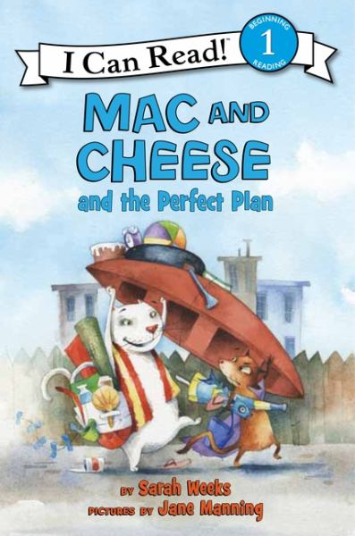 Mac and Cheese and the Perfect Plan (I Can Read!, Level 1)