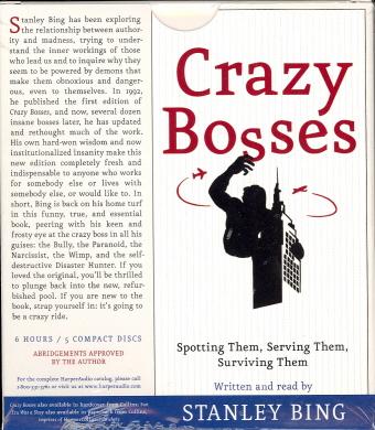 Crazy Bosses/Sun Tzu Was a Sissy