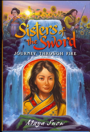 Journey Through Fire (Sister Of The Sword, Bk. 3)