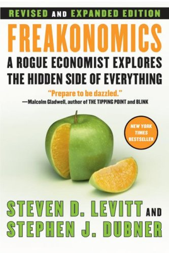Freakonomics (Revised Edition, Large Print)