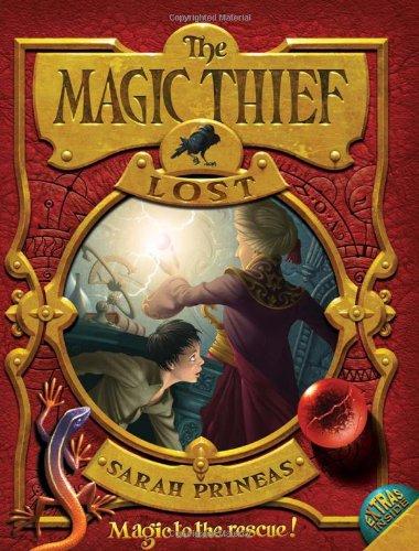 Lost (Magic Thief, Bk. 2)