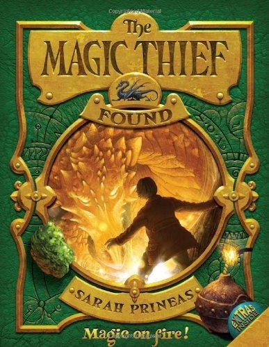 Found (Magic Thief, Bk. 3)