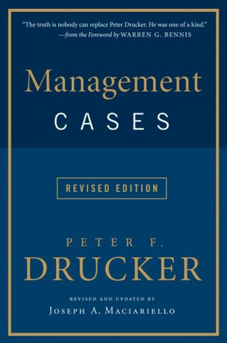 Management Cases (Revised Edition)