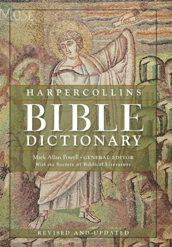 Harper Collins Bible Dictionary (Revised and Updated)