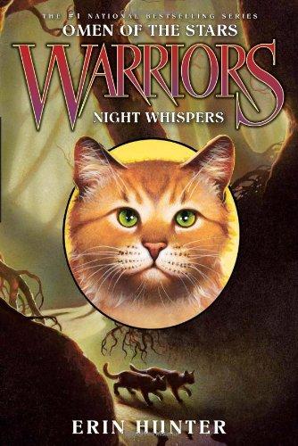 Night Whispers (Warriors: Omen Of The Stars, Bk. 3)