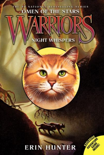 Night Whispers (Warriors: Omen of the Stars, Bk. 3)