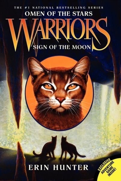 Sign of the Moon (Omen of the Stars, Warriors Bk. 4)