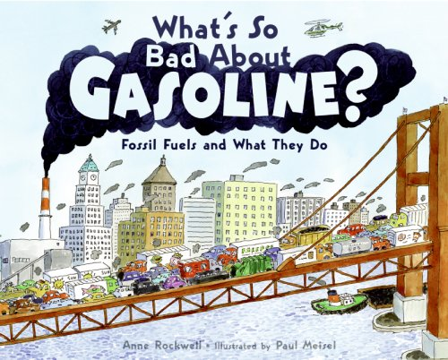 What's So Bad About Gasoline?: Fossil Fuels and What They Do (Let's-Read-and-Find-Out Science, Stage 2)