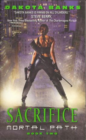 Sacrifice (Mortal Path, Book 2)