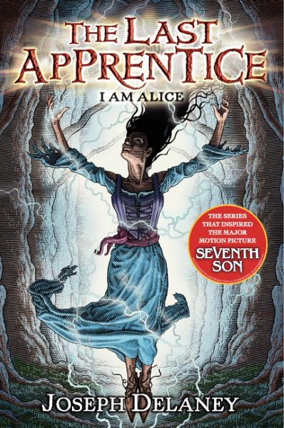 I Am Alice (The Last Apprentice, Bk. 12)