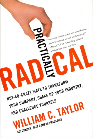 Practically Radical: Not-So-Crazy Ways to Transform Your Company, Shake Up Your Industry, and Challenge Yourself