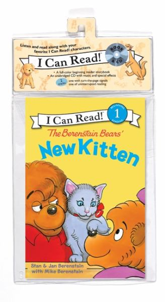 New Kitten (The Berenstain Bears' I Can Read, Level 1)