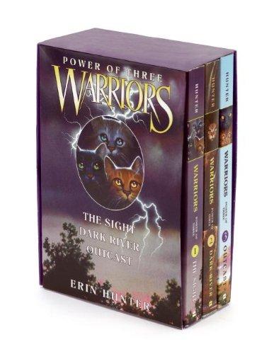Warriors: Power Of Three Box Set (Volumes 1 to 3)