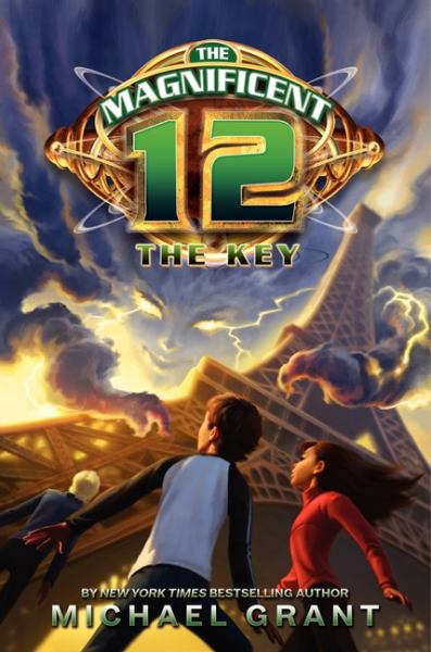 The Key (The Magnificent 12, Bk. 3)