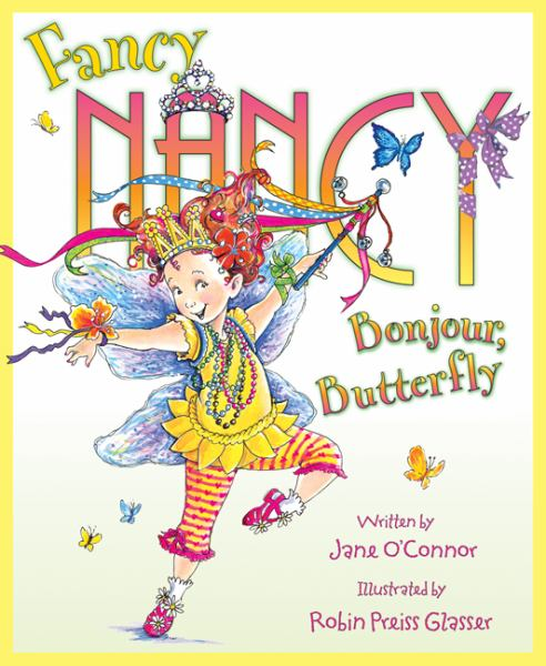 Bonjour, Butterfly (Fancy Nancy)