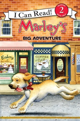 Marley's Big Adventure ( I Can Read, Level 2)