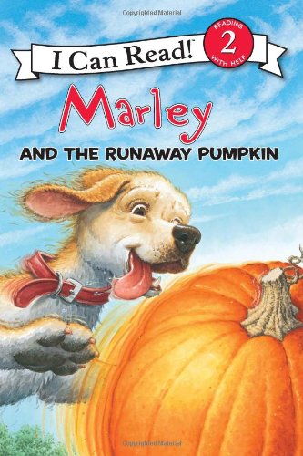 Marley And The Runaway Pumpkin (I Can Read, Level 2)