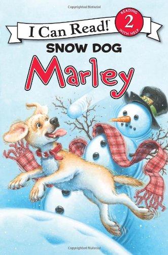 Snow Dog Marley (I Can Read, Level 2)