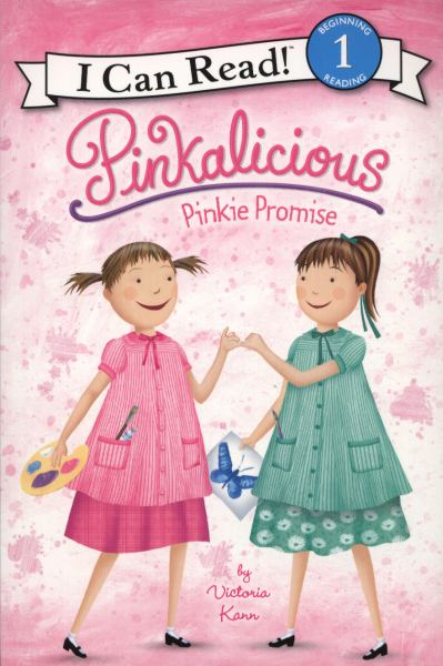 Pinkalicious: Pinkie Promise (I Can Read! Level 1)