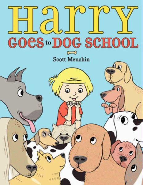 Harry Goes to Dog School