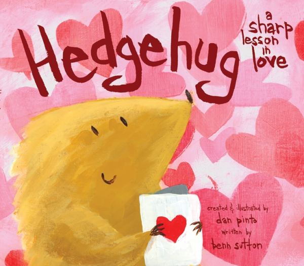 Hedgehug: A Sharp Lesson in Love