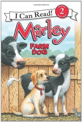 Farm Dog (Marley, I Cna Read! Level 2)