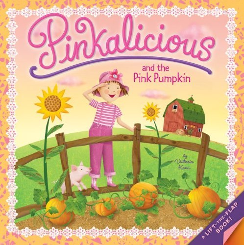 Pinkalicious and the Pink Pumpkin (Lift-the-Flap Book)