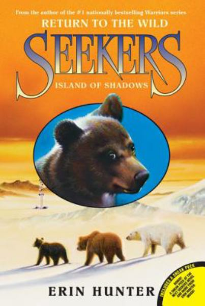 Island of Shadows (Seekers: Return to the Wild, Bk. 1)