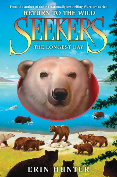 The Longest Day (Seekers: Return to the Wild, Bk.6)