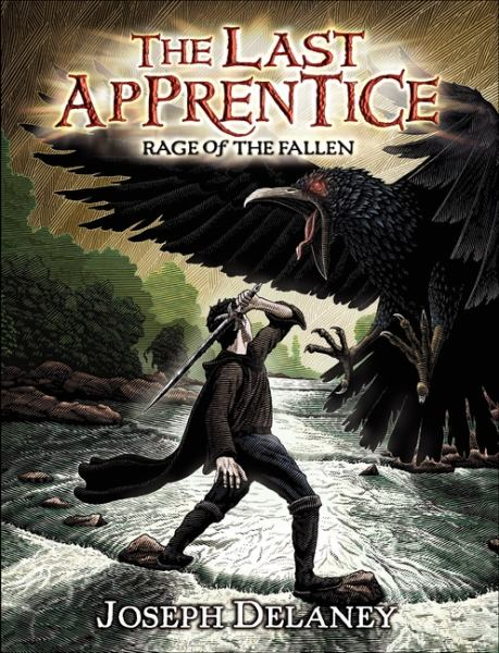 Rage Of The Fallen (The Last Apprentice, Bk. 8)