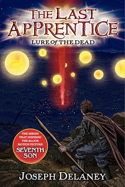Lure of the Dead (The Last Apprentice, Bk# 10)