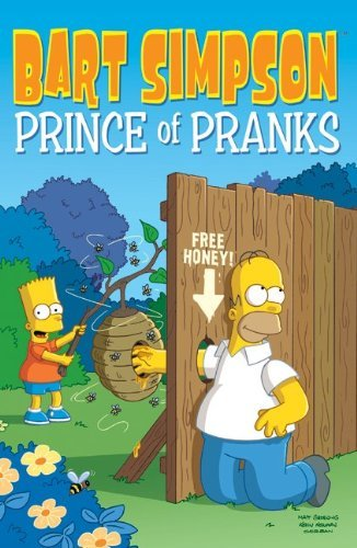 Bart Simpson: Prince of Pranks (The Simpsons)