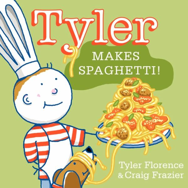 Tyler Makes Spaghetti!