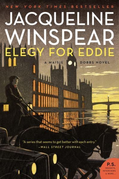Elegy for Eddie - A Maisie Dobbs Novel