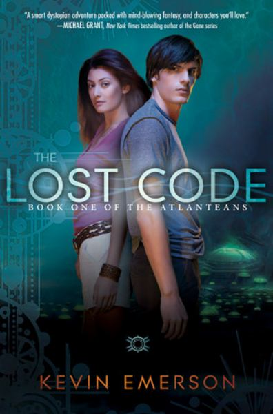 The Lost Code (The Atlanteans Bk. 1)