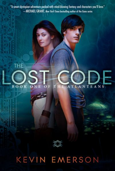 The Lost Code (The Atlanteans, Bk. 1)