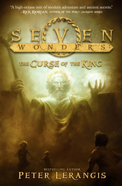 The Curse of the King (Seven Wonders, Bk.4)