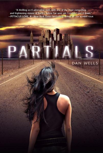 Partials (Partials Sequence, Bk 1)