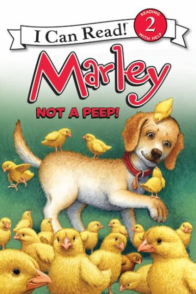 Marley: Not a Peep! (I Can Read! Level 2)