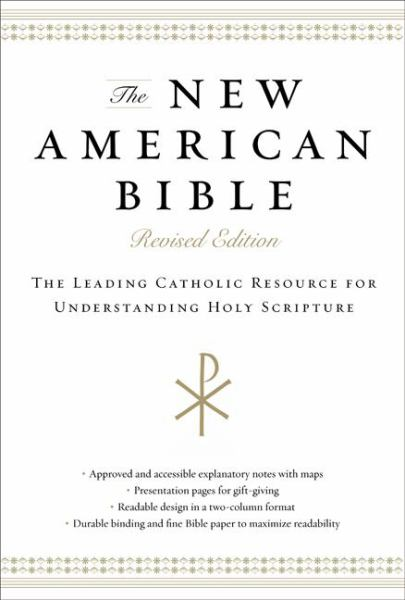 New American Bible (Revised Edition)
