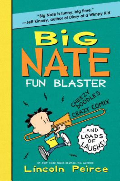 Big Nate Fun Blaster